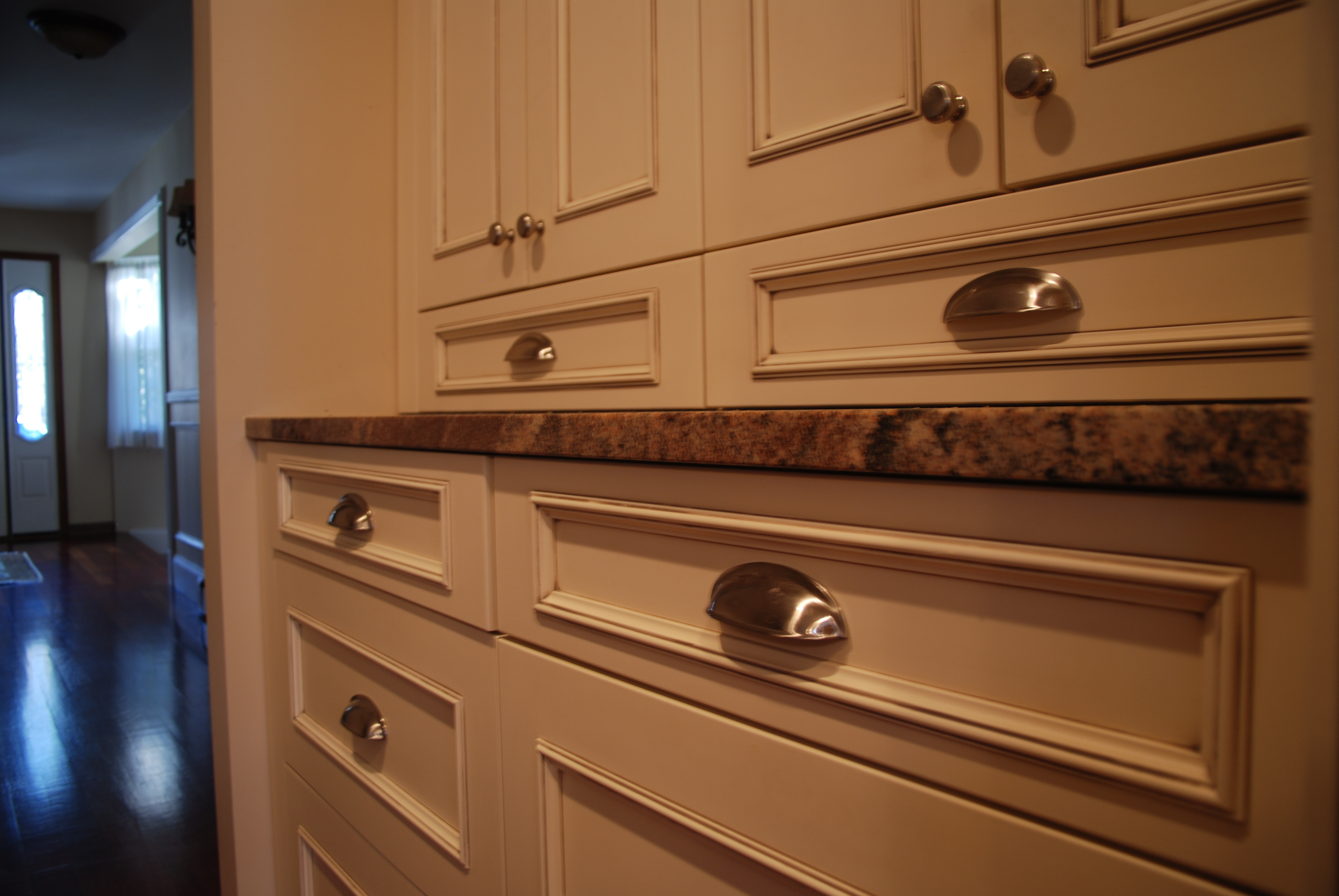 Kitchen Bath Remodeling South Jersey Contractor Close Up Cabinets Next Level Remodeling