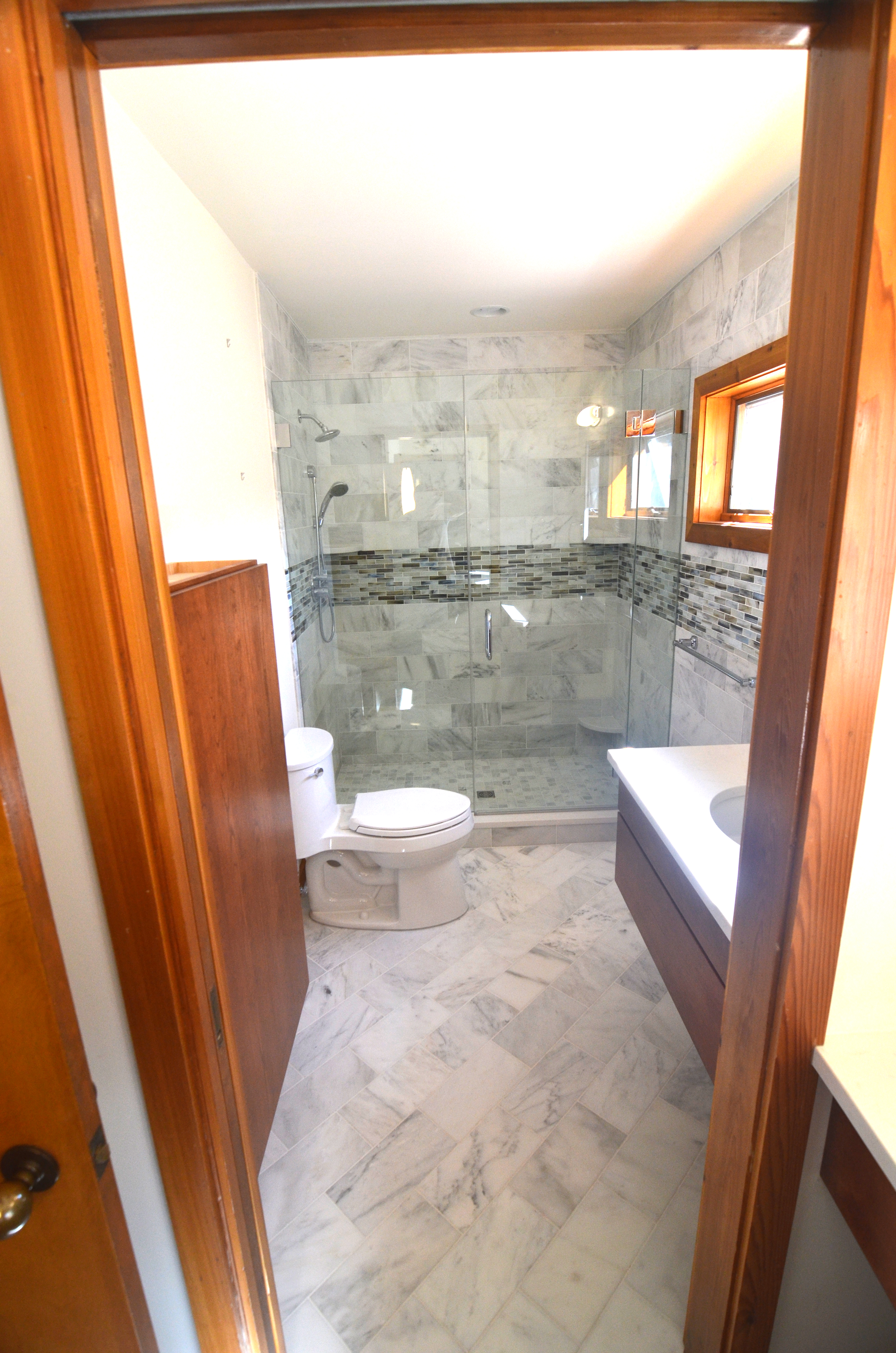 See Then Sign Stressing The Importance Of Visual Aids In Home - Bathroom remodeling wexford pa