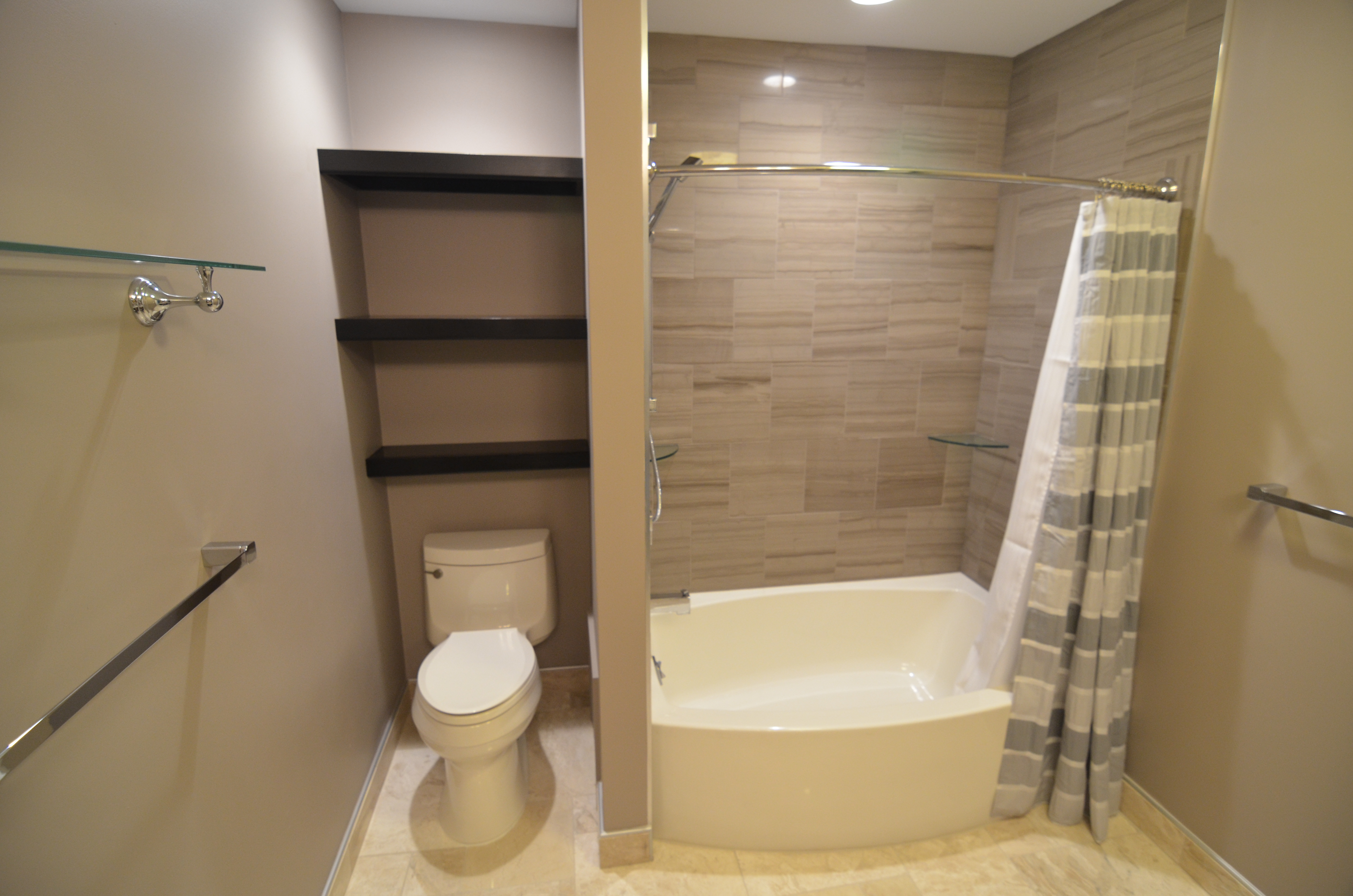 Dunhill Drive Hall Bathroom Remodeling Voorhees NJ By Next - Bathroom remodeling cherry hill
