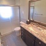 overview of bathroom renovation
