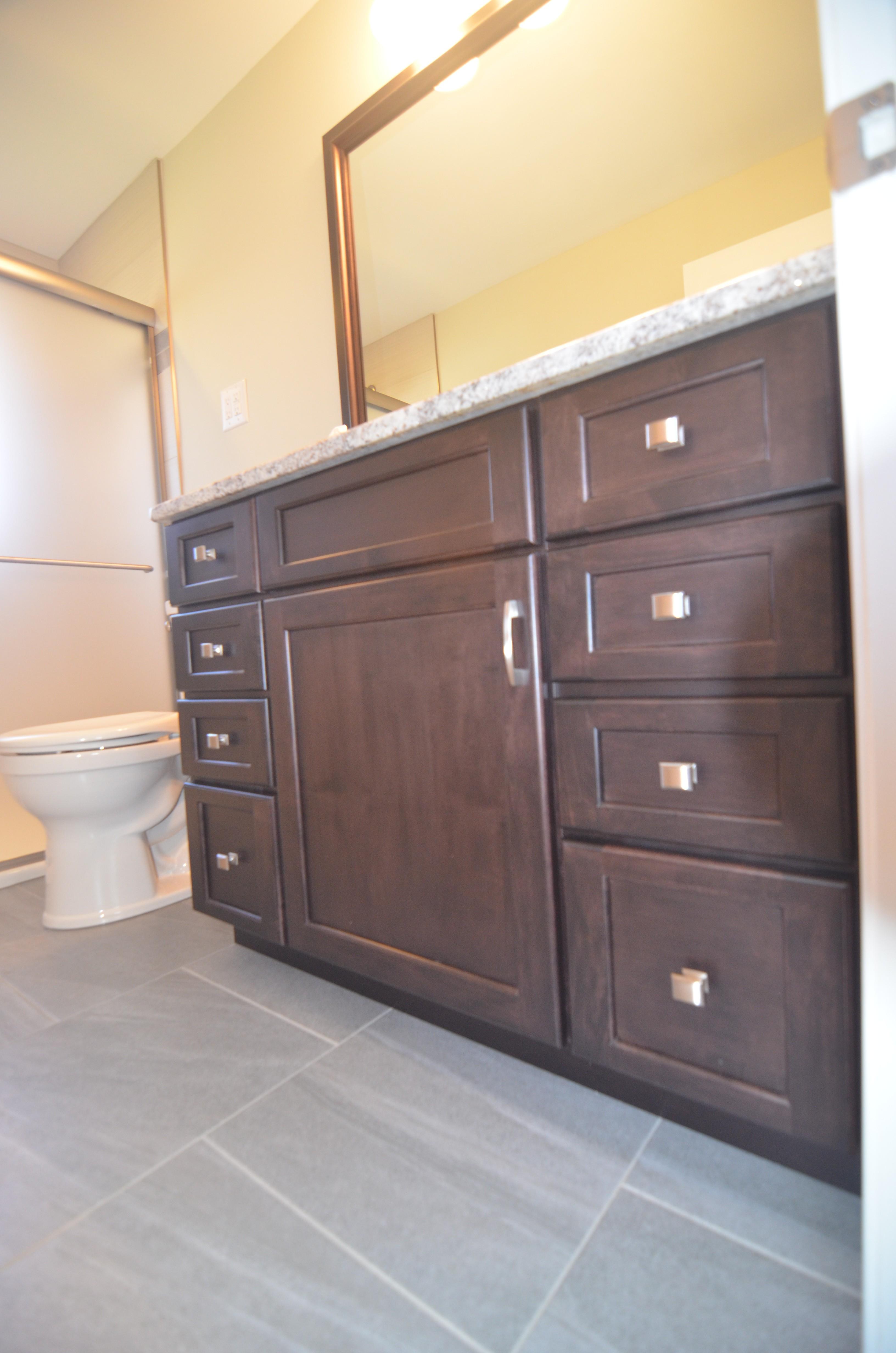 Cherry hill nj bathroom remodel next level remodeling for Nj bathroom remodel