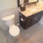 bathroom toilet and vanity