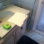 old bathroom needs a renovation