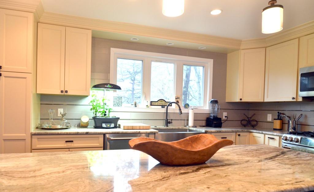 level 5 kitchen granite