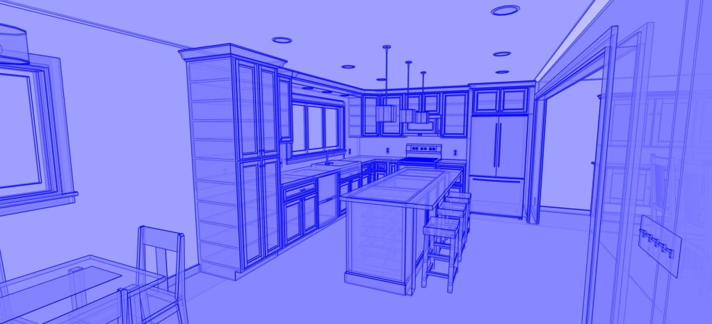 kitchen blueprint contractor